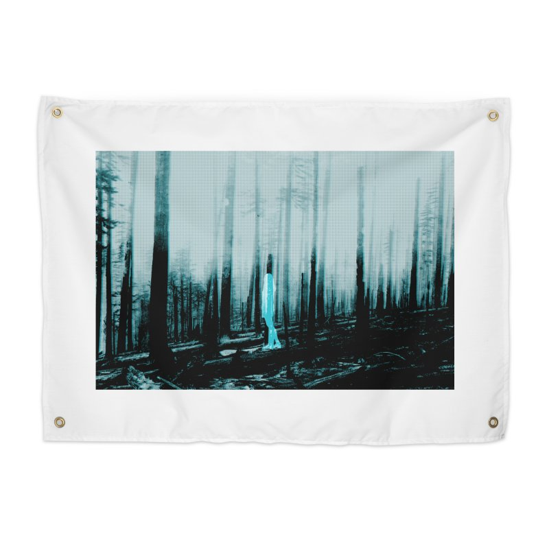 The Forest Home Tapestry by Chris Williams' Artist Shop