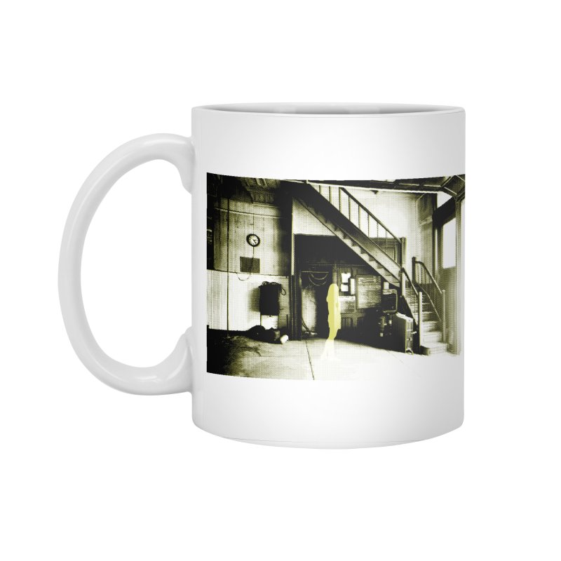 The Firehouse Accessories Standard Mug by Chris Williams' Artist Shop