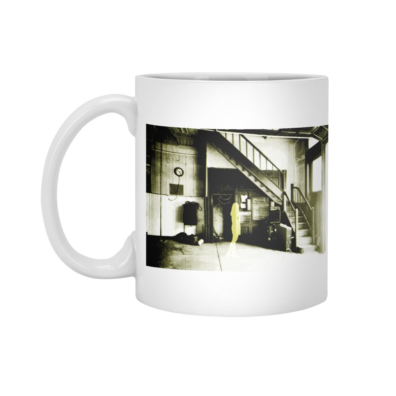 The Firehouse Accessories Mug by Chris Williams' Artist Shop