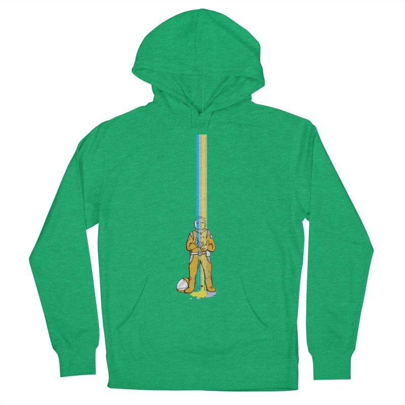 Right now is just fine Women's French Terry Pullover Hoody by Chris Williams' Artist Shop