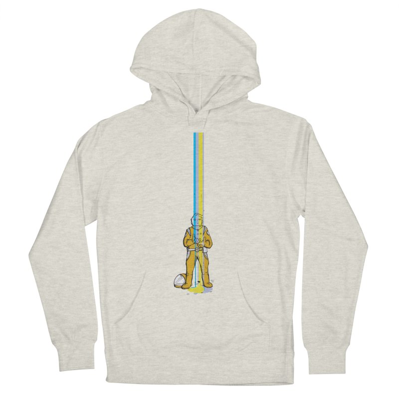 Right now is just fine Men's Pullover Hoody by Chris Williams' Artist Shop
