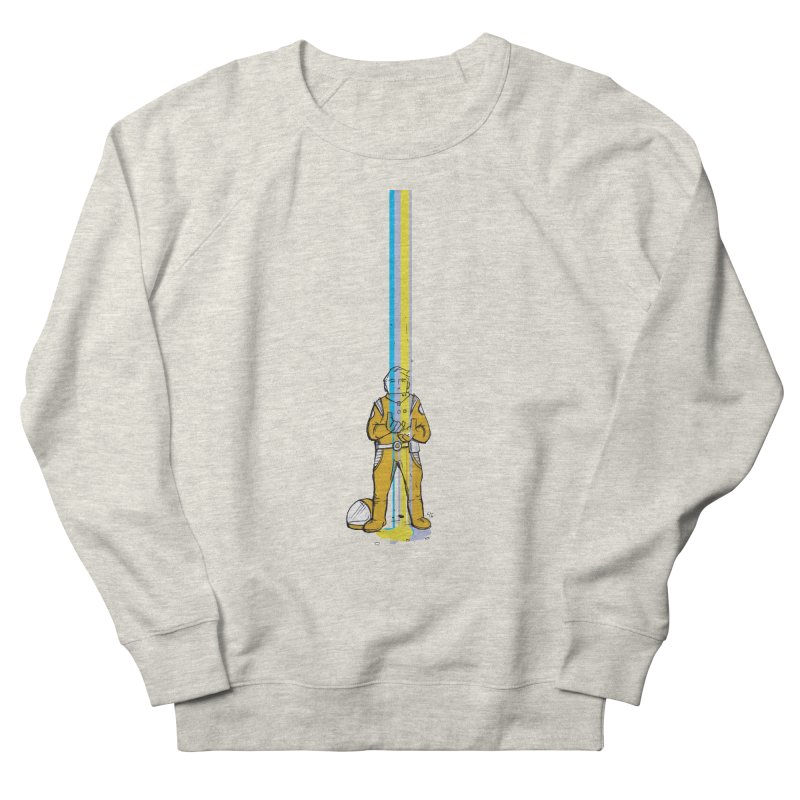 Right now is just fine Women's Sweatshirt by Chris Williams' Artist Shop