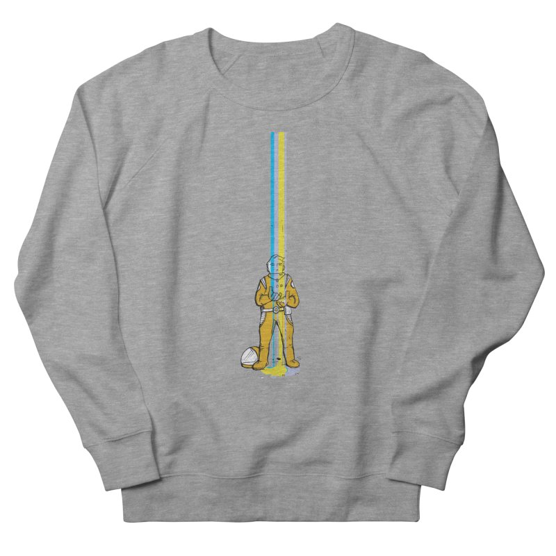 Right now is just fine Men's Sweatshirt by Chris Williams' Artist Shop