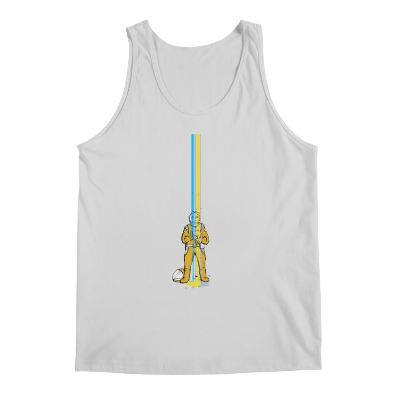 Right now is just fine Men's Regular Tank by Chris Williams' Artist Shop