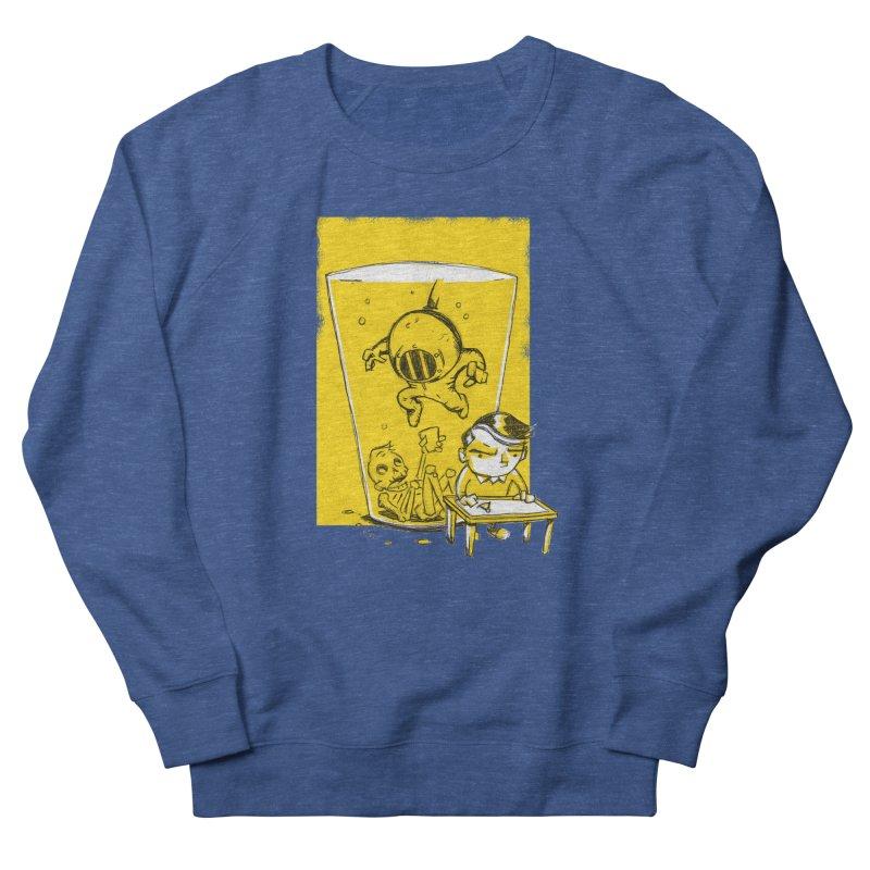 Beer Diver Women's Sweatshirt by Chris Williams' Artist Shop