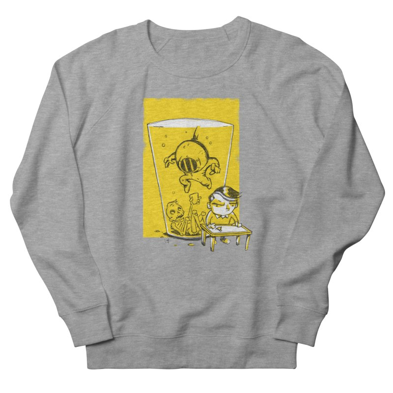 Beer Diver Women's Sweatshirt by Chris Williams' Artist Shop