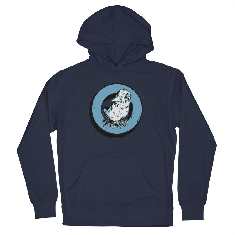 Nesting Women's French Terry Pullover Hoody by Chris Williams' Artist Shop
