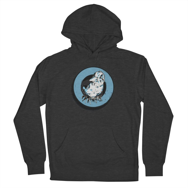 Nesting Men's Pullover Hoody by Chris Williams' Artist Shop
