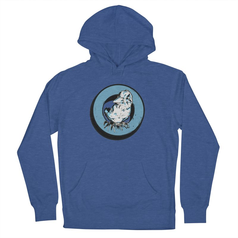 Nesting Men's French Terry Pullover Hoody by Chris Williams' Artist Shop