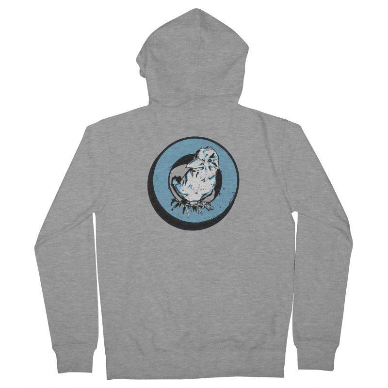 Nesting Women's Zip-Up Hoody by Chris Williams' Artist Shop