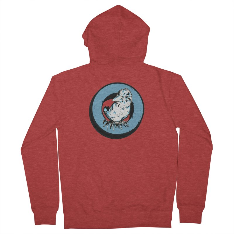 Nesting Men's Zip-Up Hoody by Chris Williams' Artist Shop