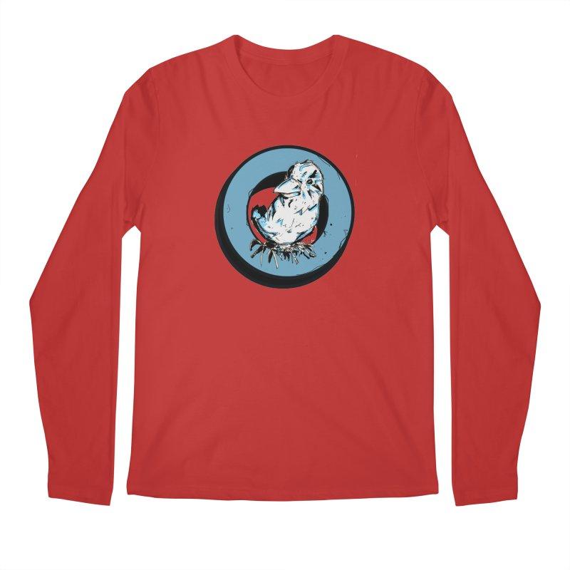 Nesting Men's Regular Longsleeve T-Shirt by Chris Williams' Artist Shop