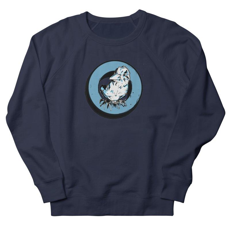 Nesting Women's French Terry Sweatshirt by Chris Williams' Artist Shop