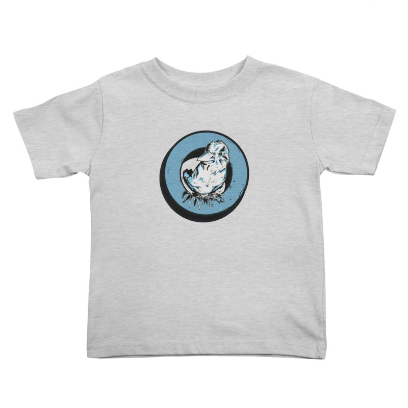 Nesting Kids Toddler T-Shirt by Chris Williams' Artist Shop