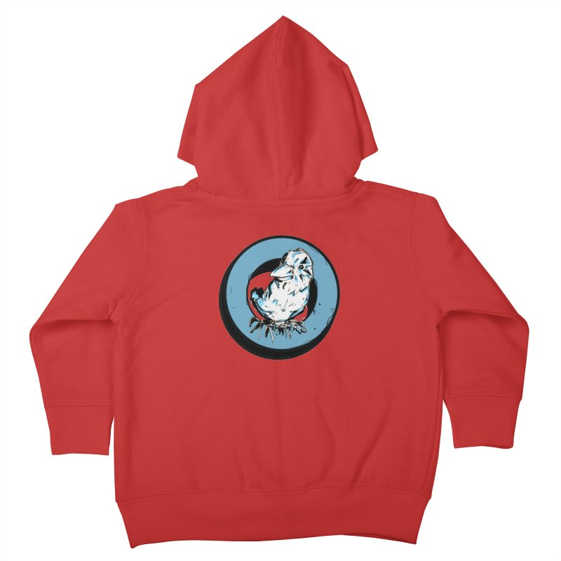 Nesting Kids Toddler Zip-Up Hoody by Chris Williams' Artist Shop