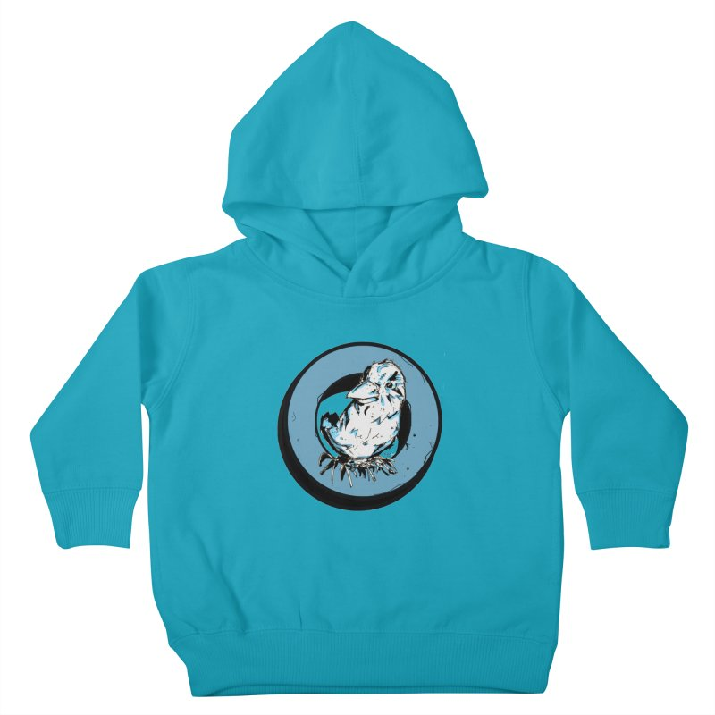 Nesting Kids Toddler Pullover Hoody by Chris Williams' Artist Shop