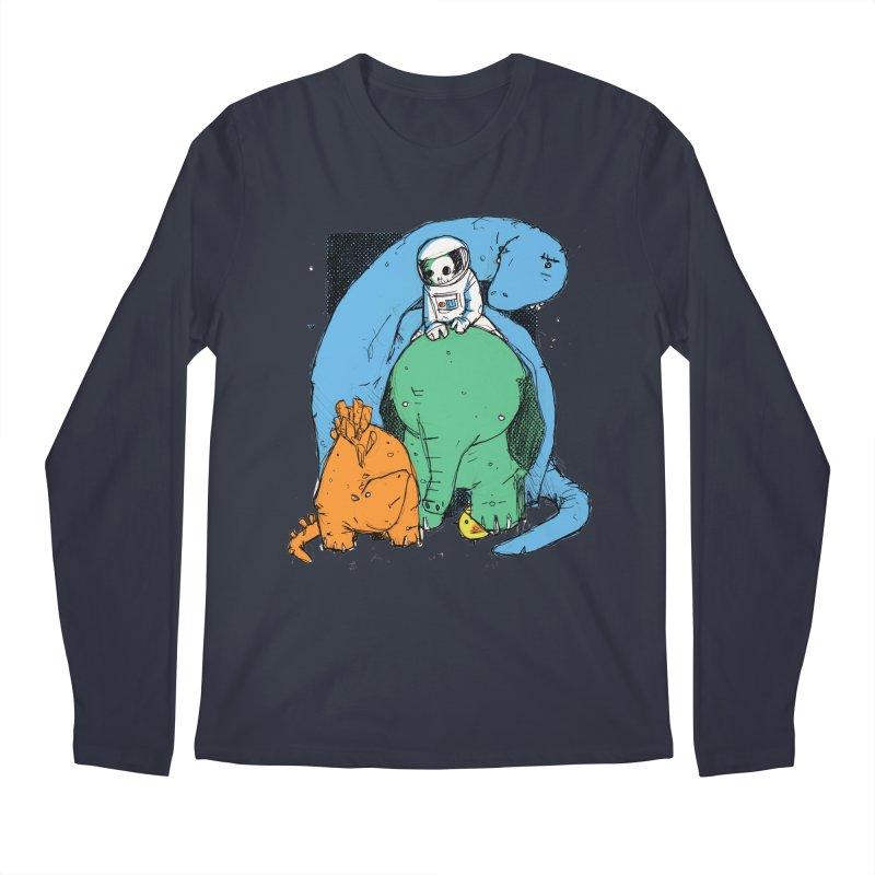 BFFs Men's Longsleeve T-Shirt by Chris Williams' Artist Shop