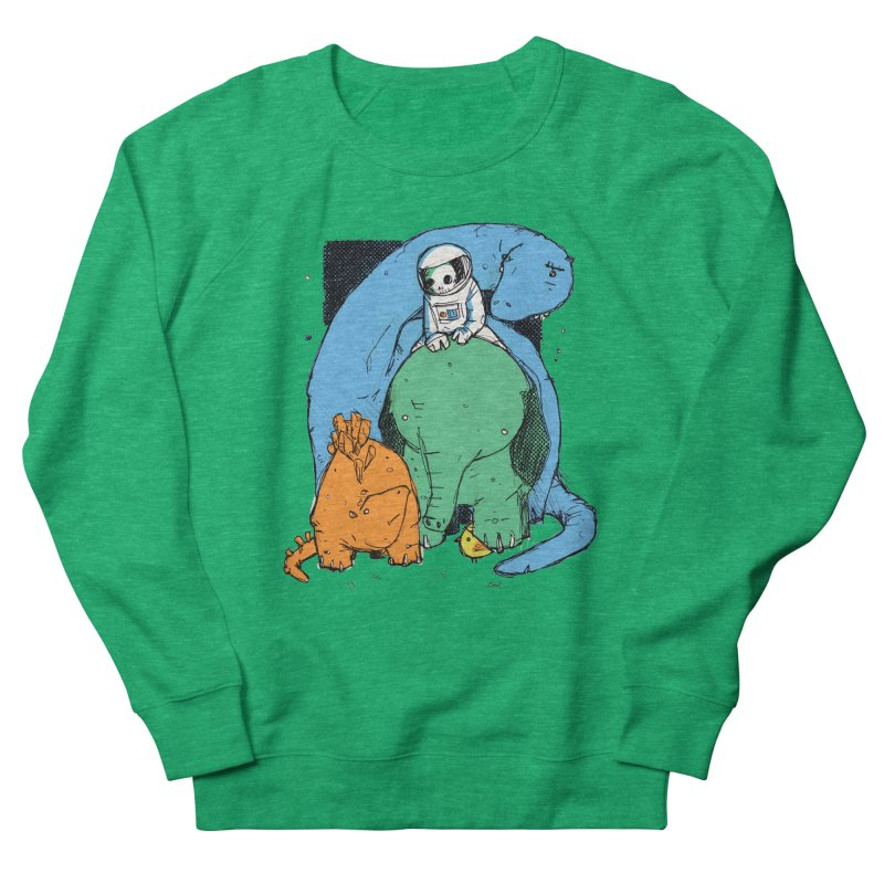 BFFs Women's Sweatshirt by Chris Williams' Artist Shop