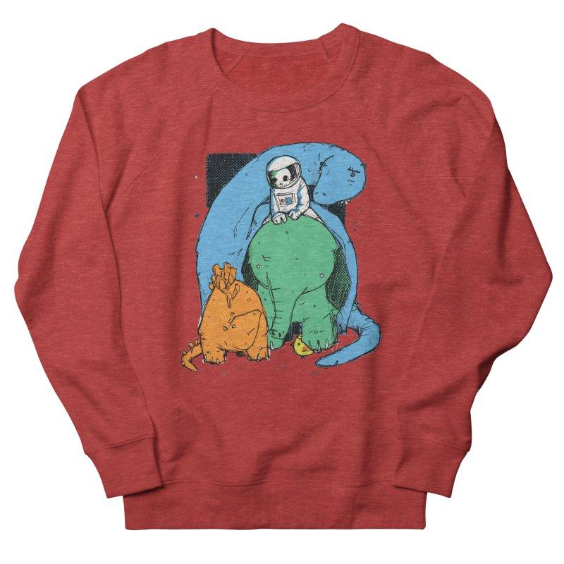 BFFs Women's French Terry Sweatshirt by Chris Williams' Artist Shop