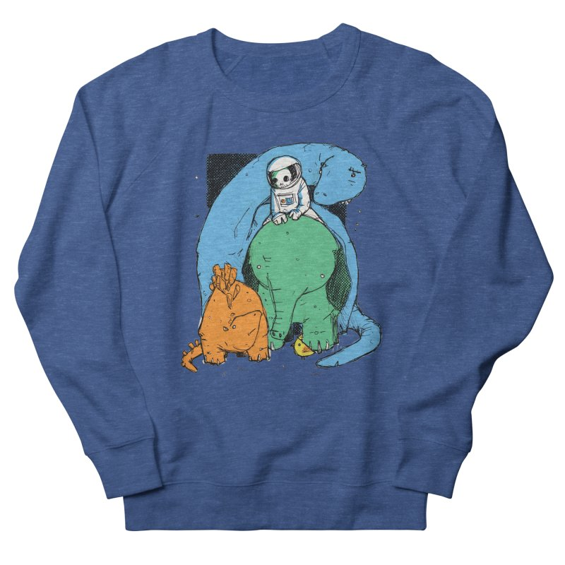 BFFs Men's French Terry Sweatshirt by Chris Williams' Artist Shop