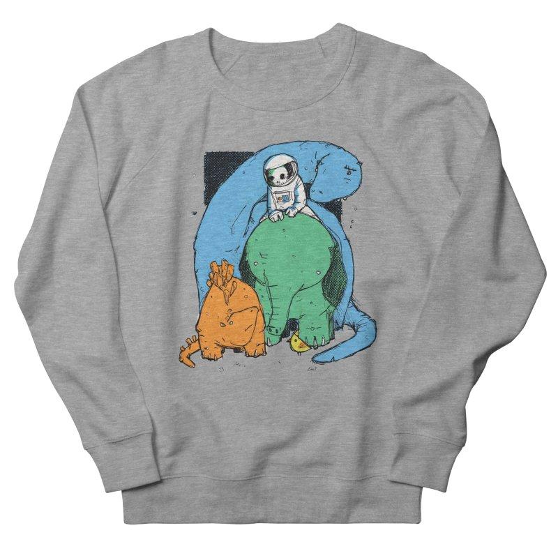 BFFs Men's Sweatshirt by Chris Williams' Artist Shop