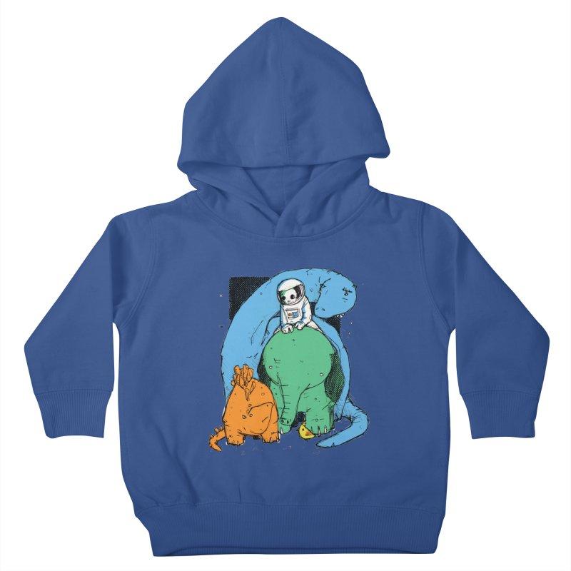 BFFs Kids Toddler Pullover Hoody by Chris Williams' Artist Shop
