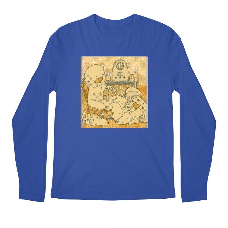 Family Radio Hour Men's Regular Longsleeve T-Shirt by Chris Williams' Artist Shop