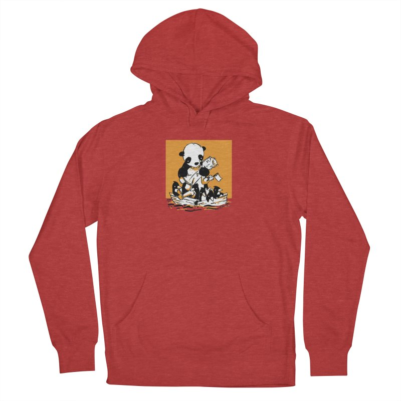 Gonna Need a Bigger Boat Women's French Terry Pullover Hoody by Chris Williams' Artist Shop