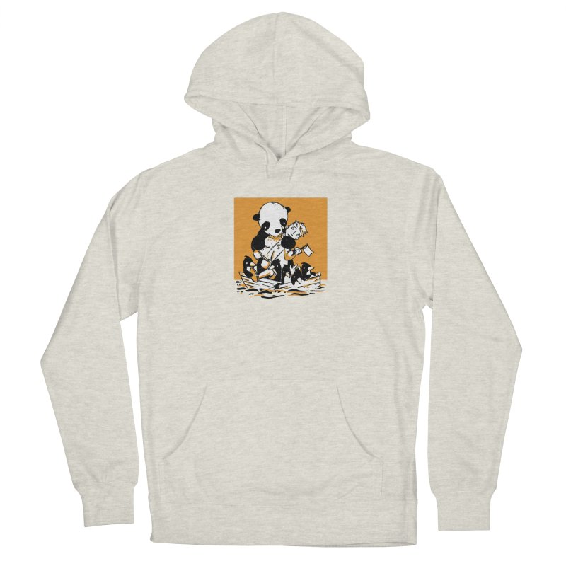 Gonna Need a Bigger Boat Men's Pullover Hoody by Chris Williams' Artist Shop