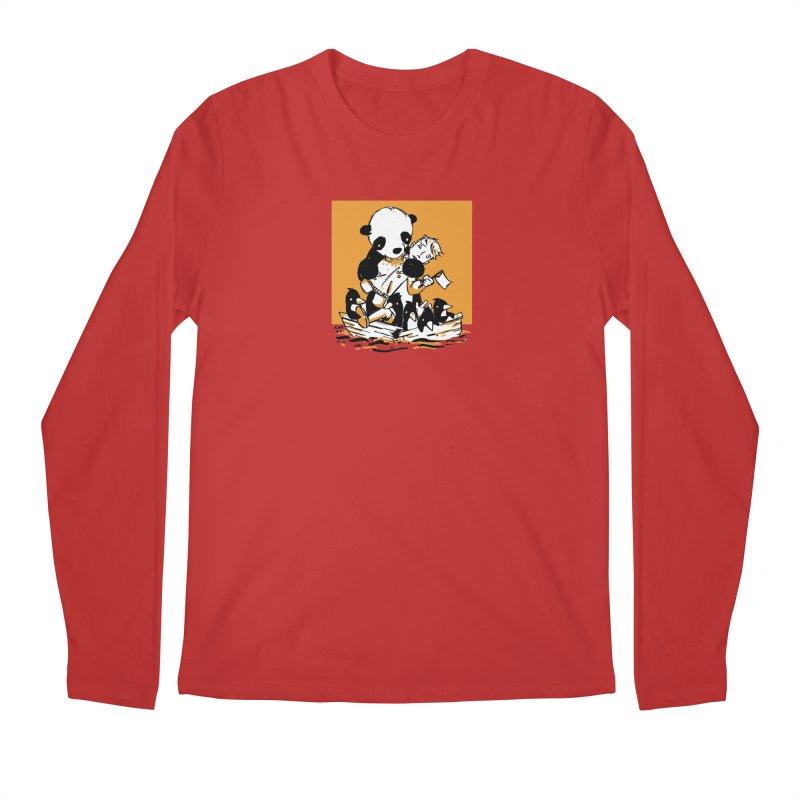 Gonna Need a Bigger Boat Men's Longsleeve T-Shirt by Chris Williams' Artist Shop