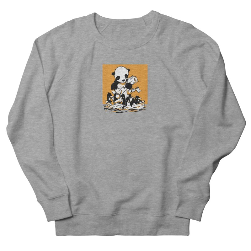 Gonna Need a Bigger Boat Women's French Terry Sweatshirt by Chris Williams' Artist Shop