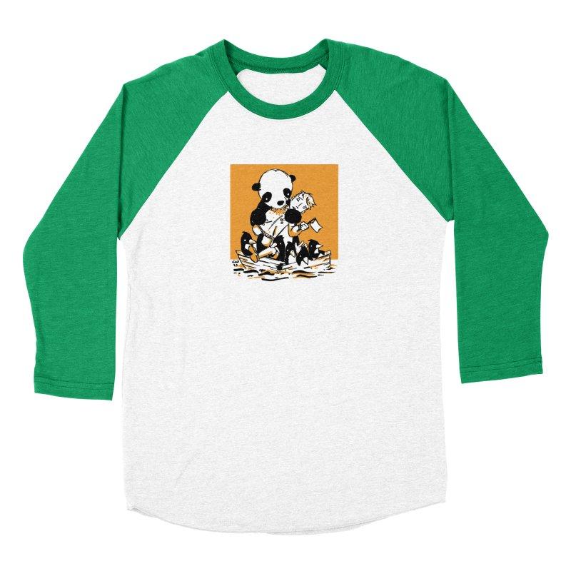 Gonna Need a Bigger Boat Women's Baseball Triblend T-Shirt by Chris Williams' Artist Shop