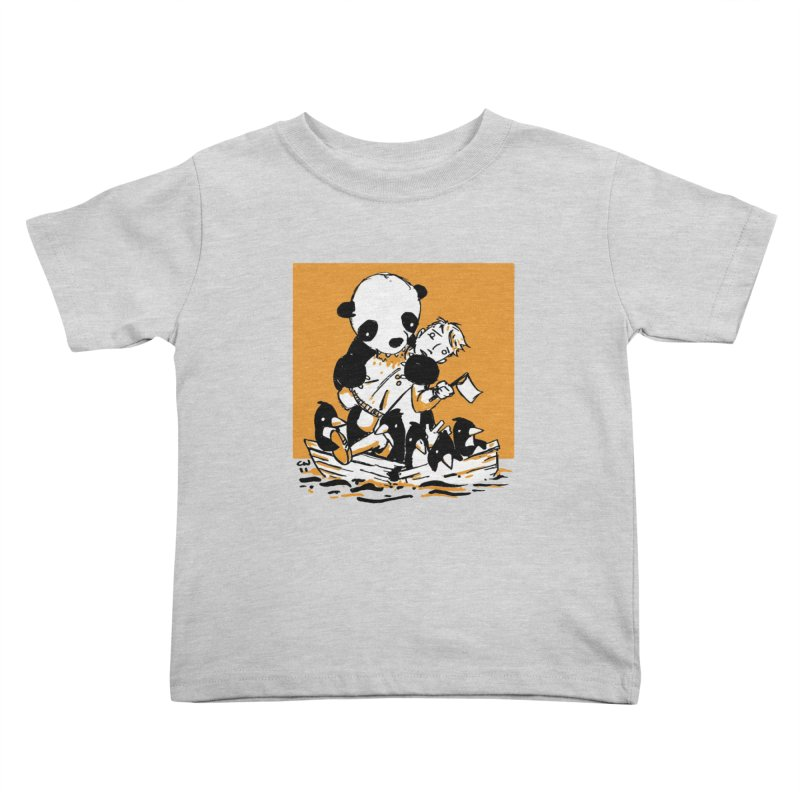 Gonna Need a Bigger Boat Kids Toddler T-Shirt by Chris Williams' Artist Shop
