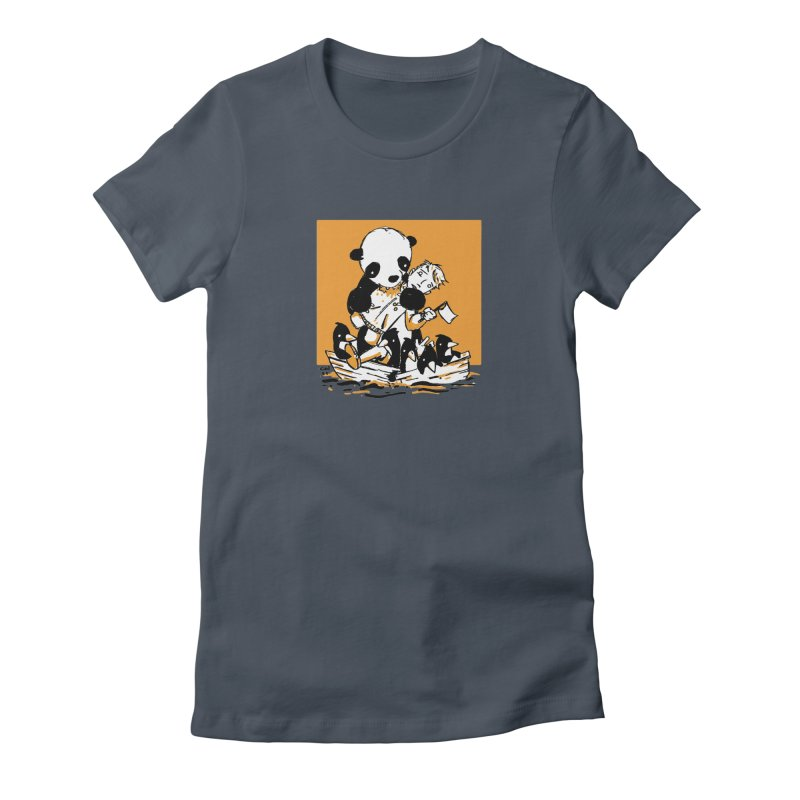 Gonna Need a Bigger Boat Women's T-Shirt by Chris Williams' Artist Shop