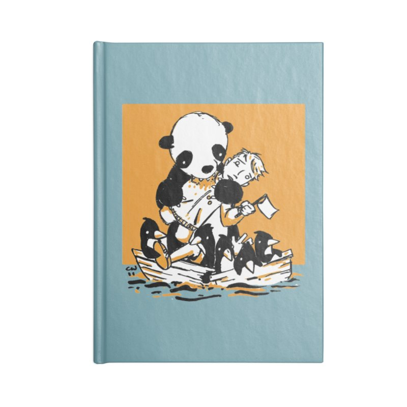 Gonna Need a Bigger Boat Accessories Notebook by Chris Williams' Artist Shop