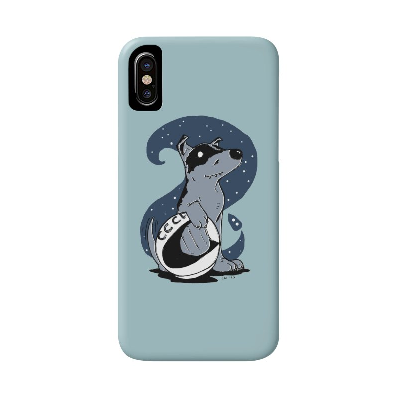 Laika, Spacedog Accessories Phone Case by Chris Williams' Artist Shop