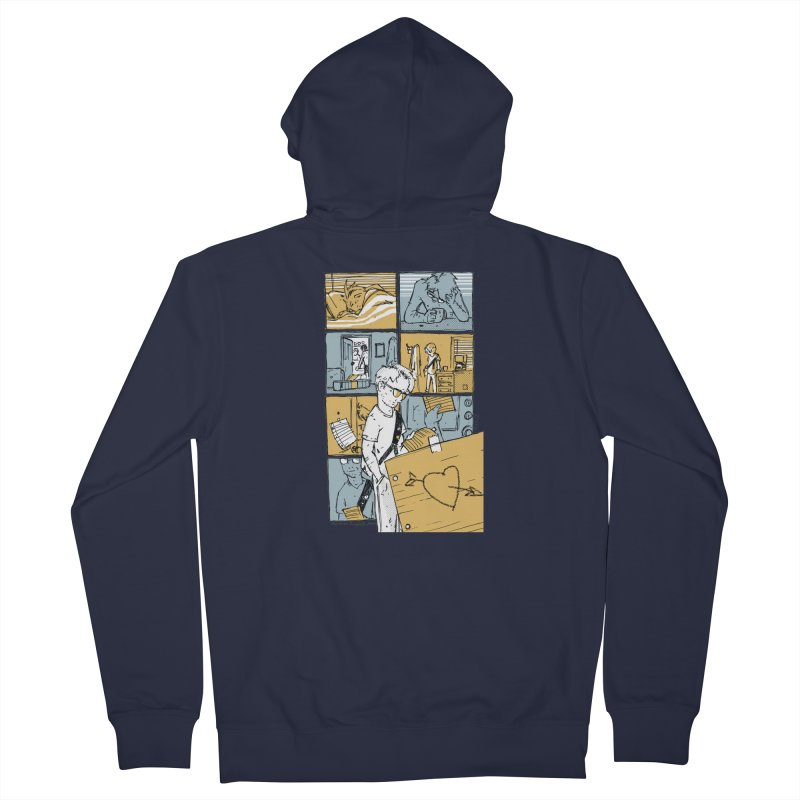 In the Morning Women's Zip-Up Hoody by Chris Williams' Artist Shop