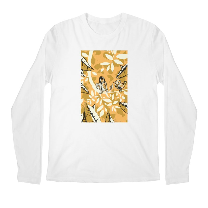 Little Spark Men's Regular Longsleeve T-Shirt by Chris Williams' Artist Shop