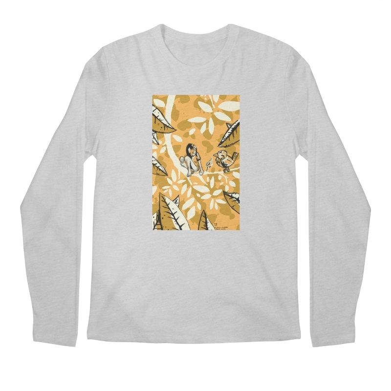 Little Spark Men's Regular Longsleeve T-Shirt by Chris Williams' Artist Shop