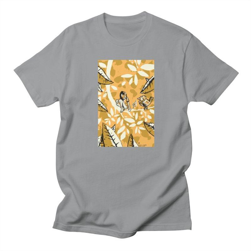 Little Spark Men's Regular T-Shirt by Chris Williams' Artist Shop