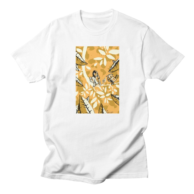 Little Spark Men's Regular T-Shirt by Chris Williams' Artist Shop