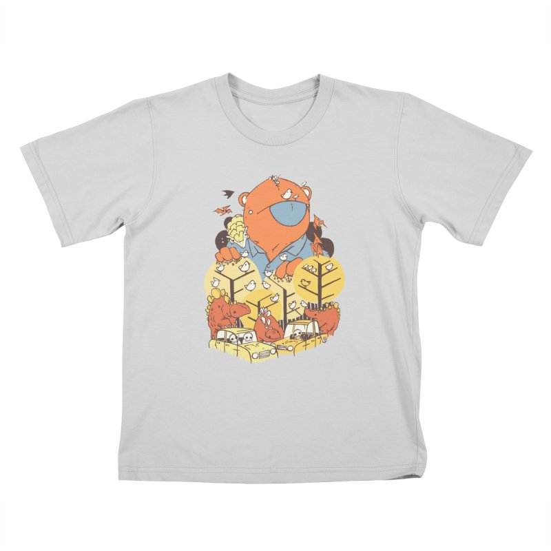 After People Kids T-Shirt by Chris Williams' Artist Shop