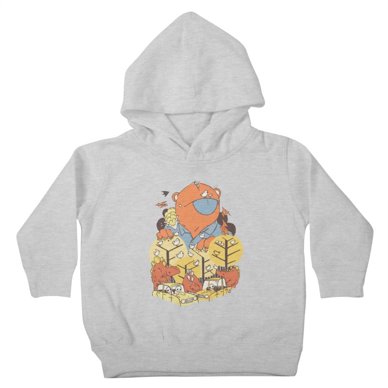 After People Kids Toddler Pullover Hoody by Chris Williams' Artist Shop