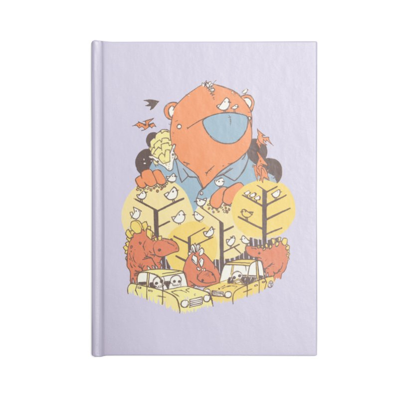 After People Accessories Lined Journal Notebook by Chris Williams' Artist Shop