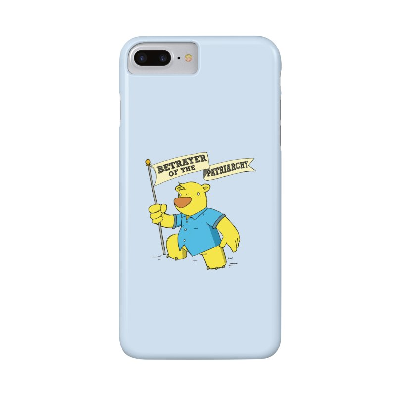 Betrayer of the Patriarchy! Accessories Phone Case by Chris Williams' Artist Shop
