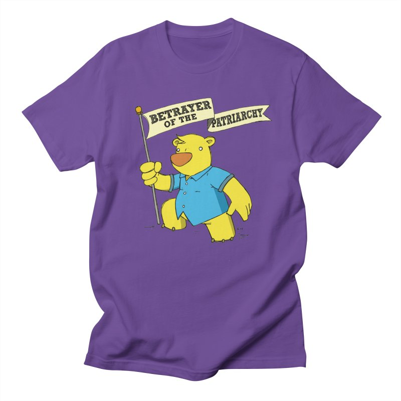 Betrayer of the Patriarchy! Men's  by Chris Williams' Artist Shop
