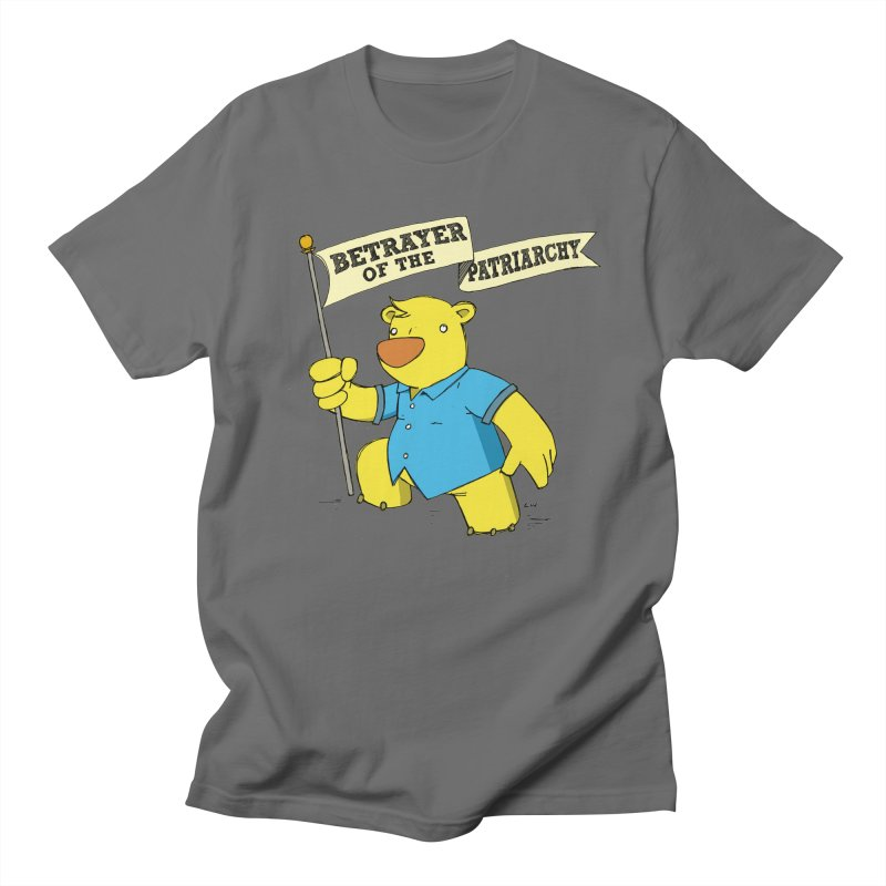 Betrayer of the Patriarchy! Men's T-Shirt by Chris Williams' Artist Shop
