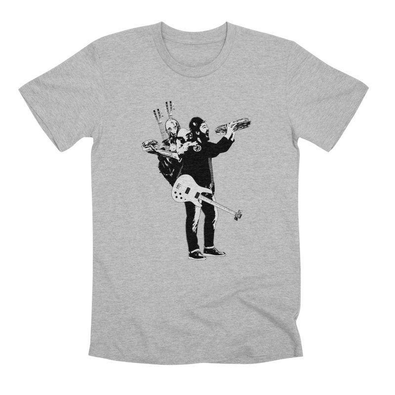 Tall Chris Men's Premium T-Shirt by Chris Williams' Artist Shop