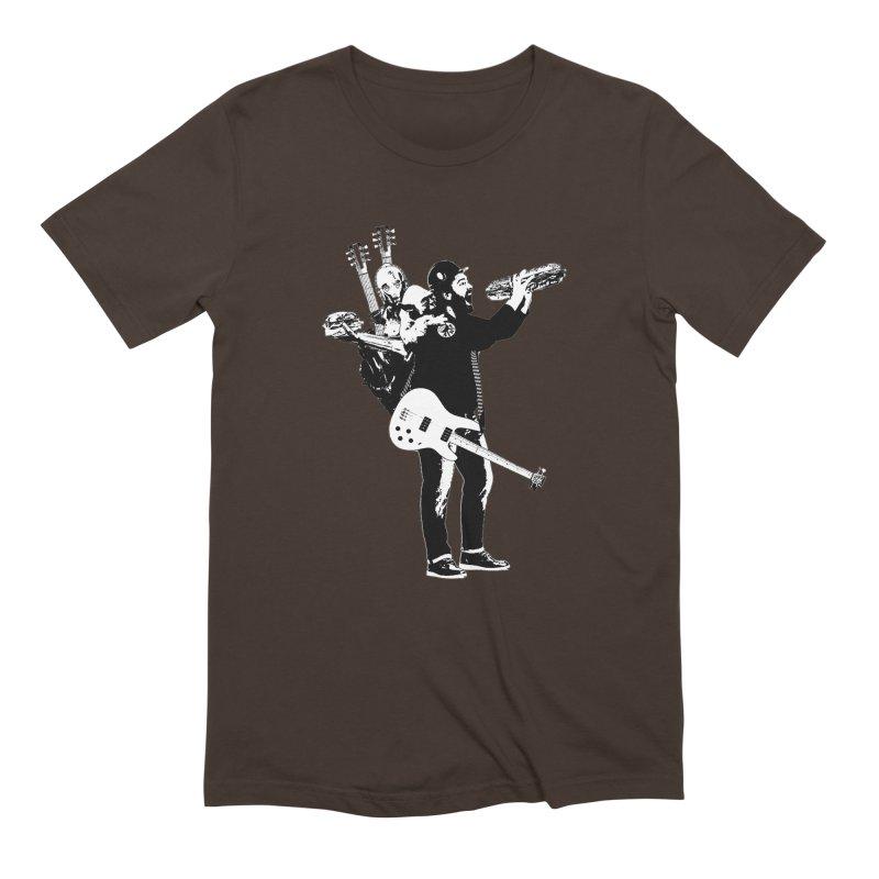 Tall Chris Men's Extra Soft T-Shirt by Chris Williams' Artist Shop