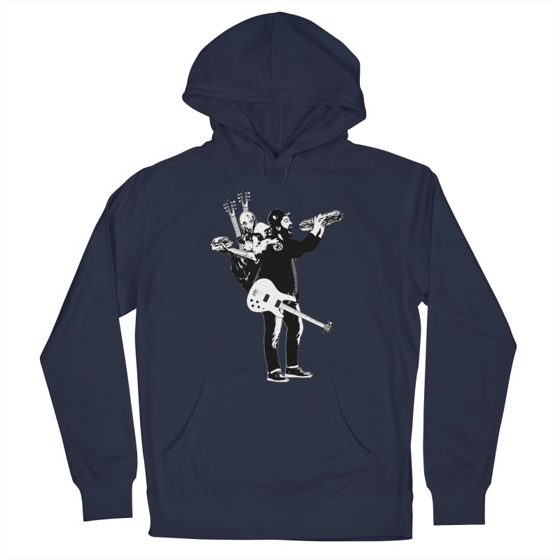 Tall Chris Women's French Terry Pullover Hoody by Chris Williams' Artist Shop